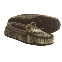 Woolrich Redwood Moccasin Slippers (For Men)