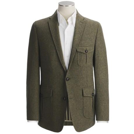 Melange Tweed Sport Coat - Wool Blend (For Men)