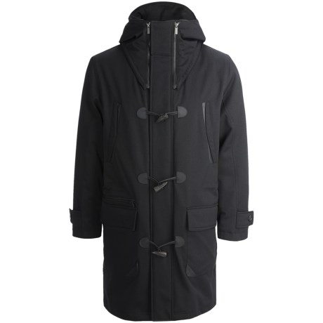 Rainforest 2-in-1 Duffle Coat with Removable Snorkel Hood - 500 Fill Power Liner (For Men)