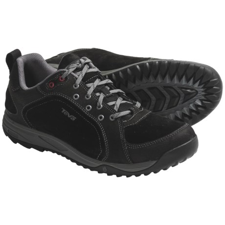 Teva Bishop Peak Shoes - Leather-Suede (For Men)