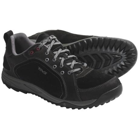 Teva Bishop Peak Shoes - Leather-Suede (For Men)