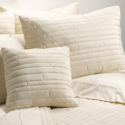 Barbara Barry Contentment Pillow Sham - Queen, 200 TC Cotton