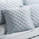 """Barbara Barry Crescent Moon Toss Pillow - 18x18"""""""