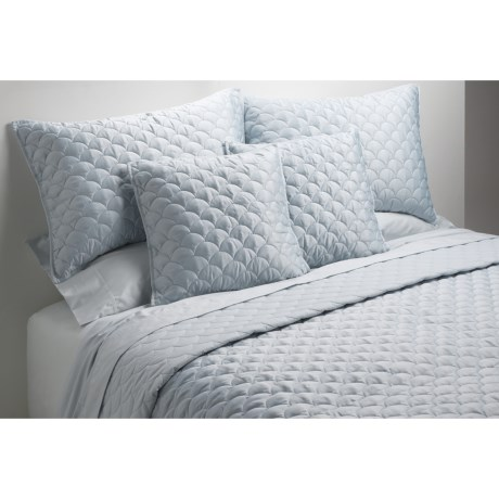 Barbara Barry Crescent Moon Pillow Sham - Queen, 200 TC Cotton