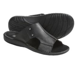 Kenneth Cole All Tide Up Sandals - Leather, Slides (For Men)