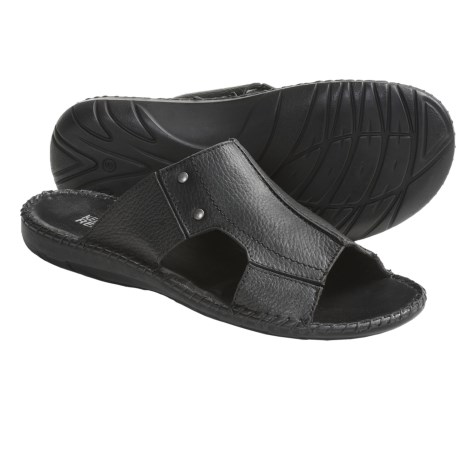 Kenneth Cole All Tide Up Sandals - Leather, Slides (For Men)