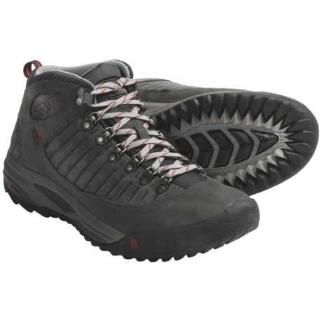 Teva Forge Pro Mid Trail Shoes - Waterproof (For Men)