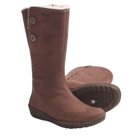 Teva Tonalea Boots - Leather (For Women)