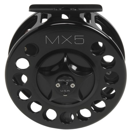 Bauer Fly Reels MacKenzie Xtreme MX5 Fly Fishing Reel - 10-11wt