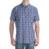 Victorinox Swiss Army Vilamont Check Shirt - Short Sleeve (For Men)