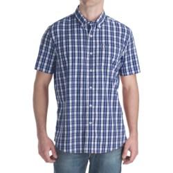 Victorinox Swiss Army Vilamont Check Shirt - Short Sleeve (For Men)