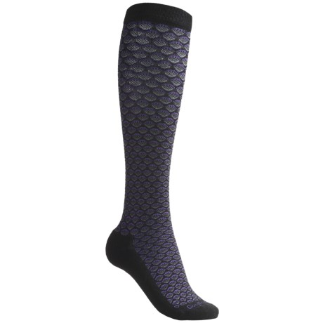 Goodhew Shelly Knee-High Socks - Merino Wool, Over the Calf (For Women)