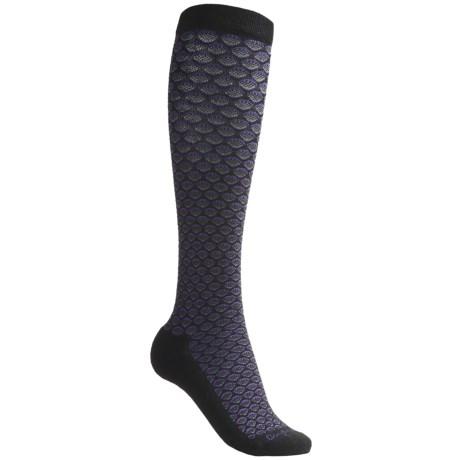 Goodhew Shelly Knee-High Socks - Merino Wool, Over the Calf (For Women)