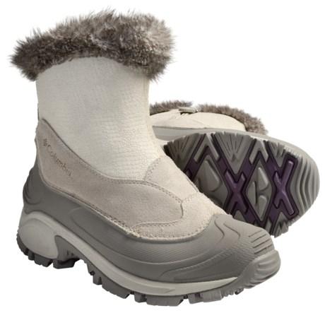 Columbia Sportswear Bugazip 2 Snow Boots - Waterproof, Insulated (For Women)