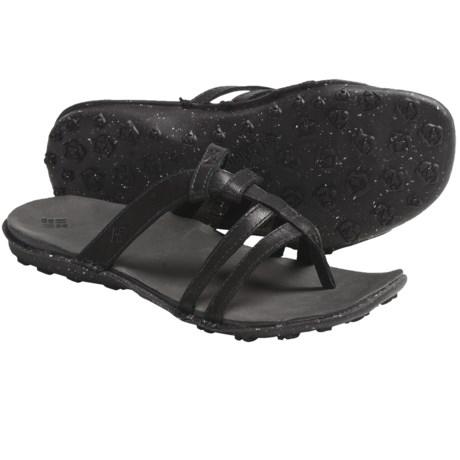 Columbia Sportswear Gladiorla Sandals - Leather (For Women)