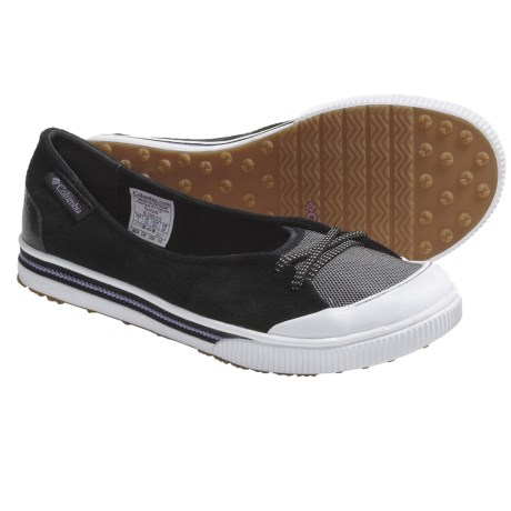 Columbia Sportswear Teagan Shoes - Slip-On (For Women)