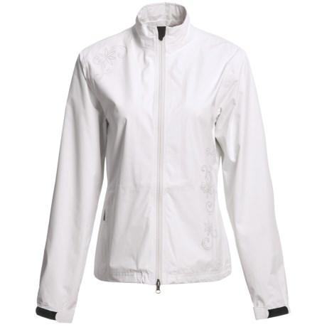 Zero Restriction Nina Rain Jacket - Waterproof (For Women)