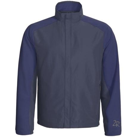 Zero Restriction Mix Wind Jacket (For Men)
