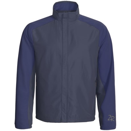 Zero Restriction Mix Wind Jacket (For Men)