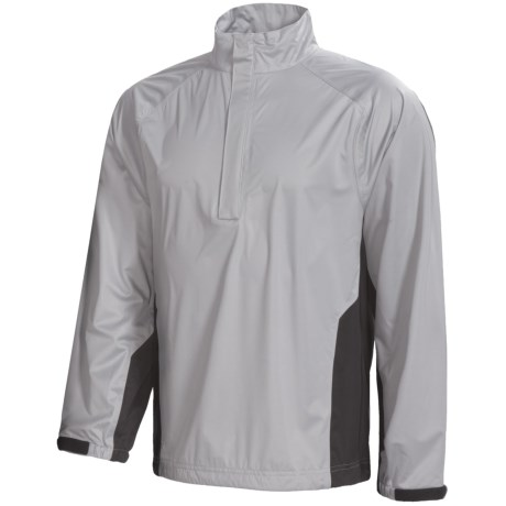 Zero Restriction Inverness Pullover - Waterproof, Zip Neck, Long Sleeve (For Men)
