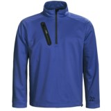 Zero Restriction Highland Pullover - Zip Neck, Long Sleeve (For Men)