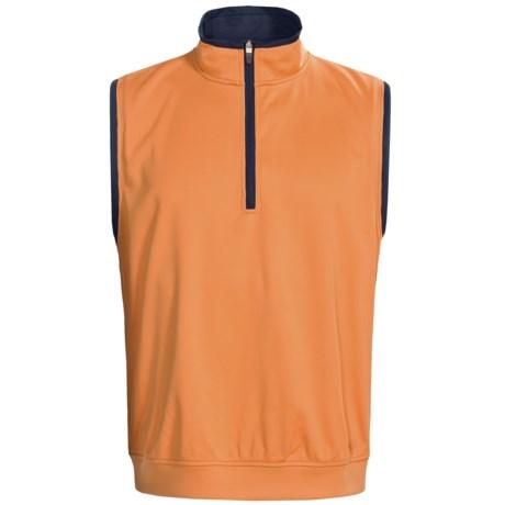 Zero Restriction Airflow Vest - Zip Neck (For Men)