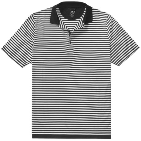 Zero Restriction Fleet Polo Shirt - Short Sleeve (For Men)
