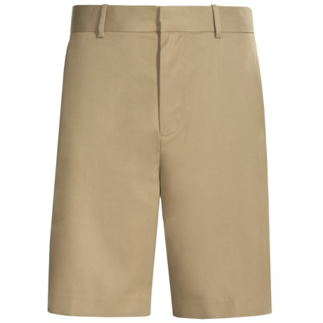Fairway & Greene Cocona® Microfiber Shorts - Flat Front (For Men)