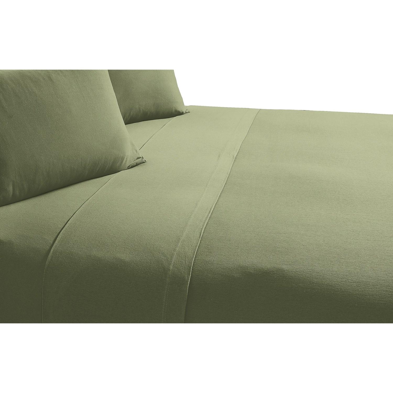 kimlor jersey knit sheet set king 4779n save 42. Black Bedroom Furniture Sets. Home Design Ideas