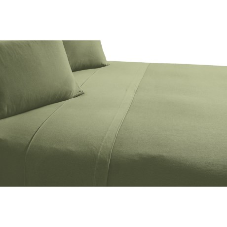 Kimlor Jersey Knit Sheet Set - King