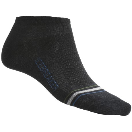 Icebreaker City Ultralite Low-Cut Socks - Merino Wool (For Men and Women)