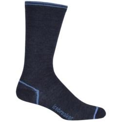 Icebreaker City Ultralite Crew Socks - Merino Wool (For Men)