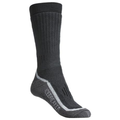 Icebreaker Mountaineer Socks - Merino Wool, Mid -Calf (For Women)