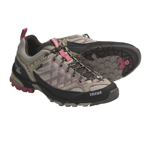 Salewa Firetail Gore-Tex® Hiking Shoes - Waterproof (For Women)