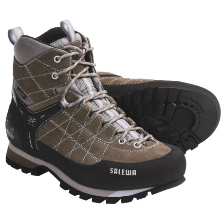 Salewa Mountain Trainer Mid Gore-Tex® Hiking Boots - Waterproof (For Women)