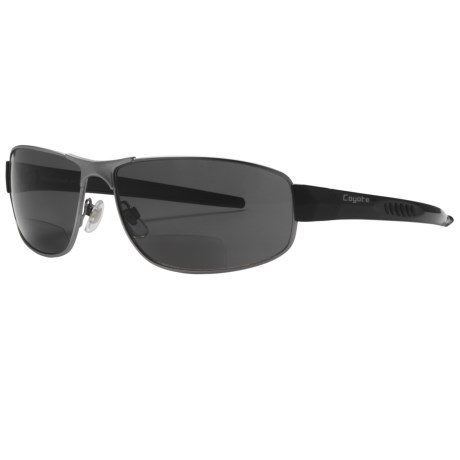 Coyote Eyewear BP-11 Sunglasses - Polarized, Bi-Focal