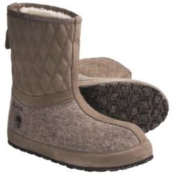 ZDAR Maksim Boots - Shearling Lining (For Women)