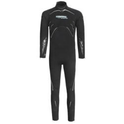 Camaro Semi-Dry Seamless Diving Wetsuit - 3mm (For Men)