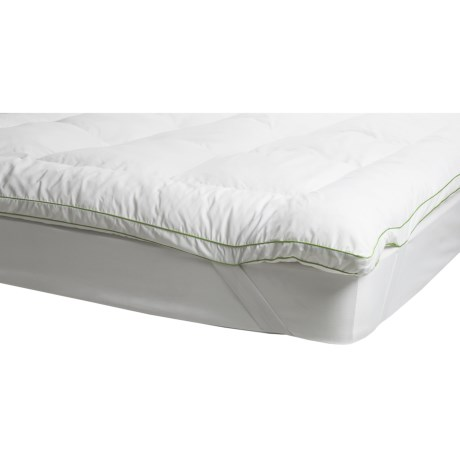 Soft-Tex Memory Loft Deluxe Mattress Topper - Full