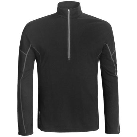 Icebreaker GT200 Chase Top - Merino Wool, Zip Neck, Long Sleeve (For Men)
