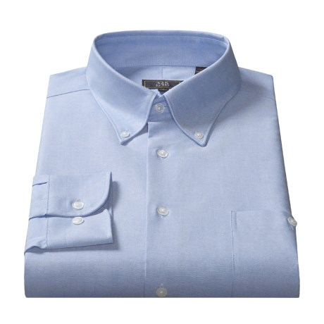325 by XMI Dress Shirt - Oxford Cloth, Long Sleeve (For Men)
