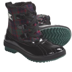 Sorel Tivoli Tweed Snow Boots - Waterproof (For Women)
