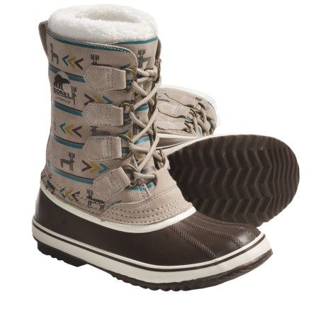 Sorel 1964 Graphic Winter Boots (For Women)
