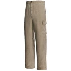 Weekendz Off TENCEL® Cargo Pants (For Men)