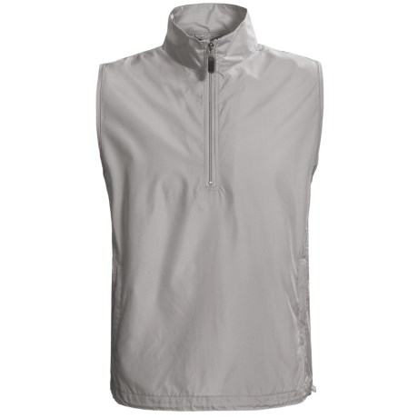 AKWA Wind Vest - Zip Neck (For Men)