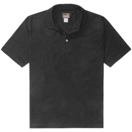Weekendz Off Cotton Polo Shirt - Short Sleeve (For Men)