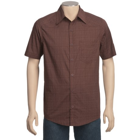 Mountain Hardwear McLane Shirt - Organic Cotton, Short Sleeve (For Men)
