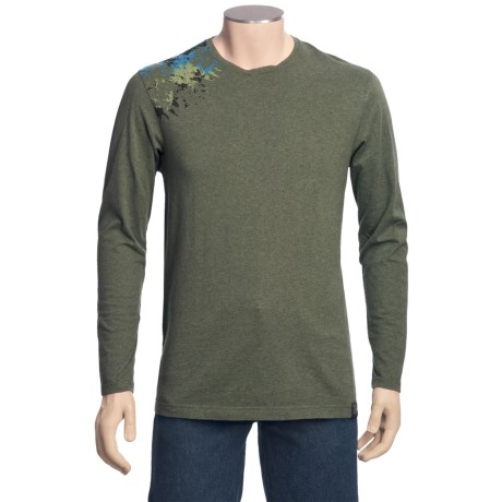 Mountain Hardwear Solito Tree T-Shirt - Organic Cotton, Long Sleeve (For Men)