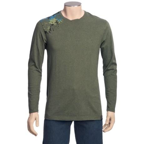 Mountain Hardwear Solito Tree T-Shirt - Organic Cotton, Long Sleeve (For Men)