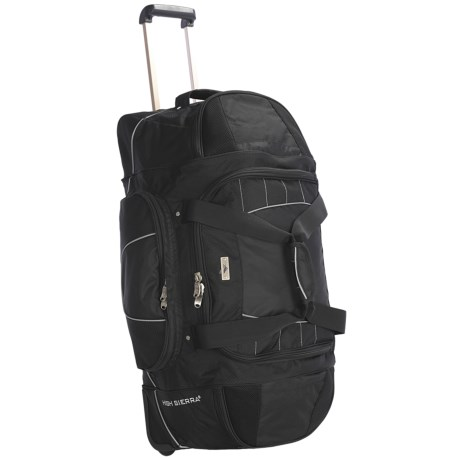 High Sierra A.T. Gear Wheeled Duffel Bag - 30""